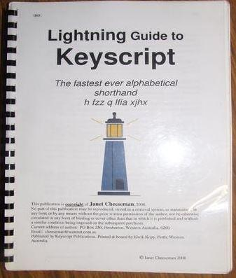 Keyscript Cover Photo